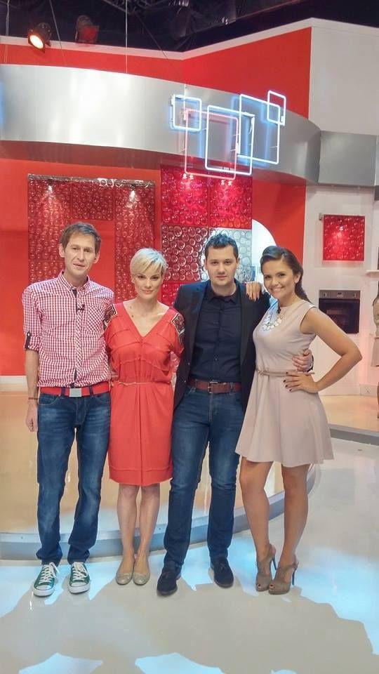 la emisiunea Draga Mea Prietena, de la Kanal D