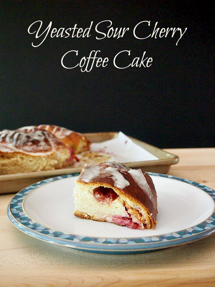 Cherry coffee cake recipes easy