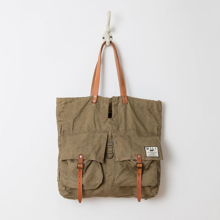 Army Surplus Tote in Jewelry+Accessories ACCESSORIES Bags at Terrain