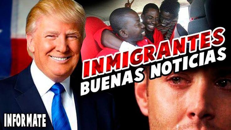 BUENAS NOTICIAS PARA INMIGRANTES OCTUBRE, NOTICIAS RECIENTES DE HOY 22 DE OCTUBRE 2017, UNIVERSIDAD  https://www.youtube.com/watch?v=rxLgjwrFWI4