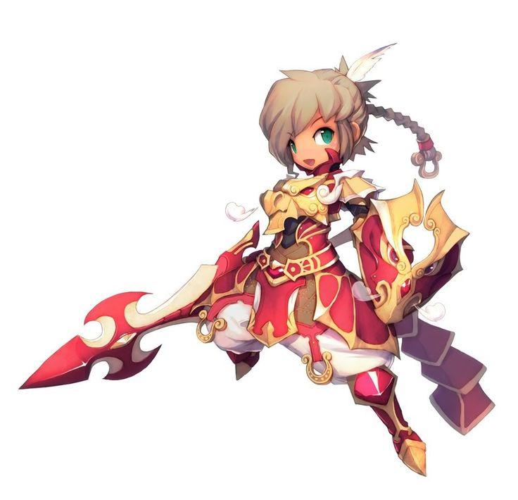 dragonica_warrior