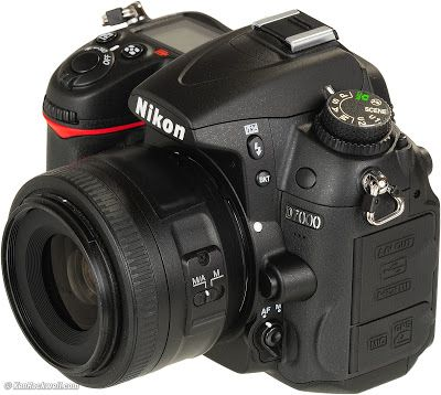 Nikon D7000 18-140mm VR lens Kamera DSLR | specification
