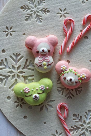 These are more inspiration than recipe, but they're so freaking cute! Cute food is more fun to eat, I swear.