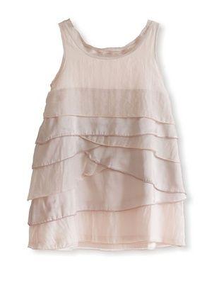 87% OFF Pale Cloud Girl's Alma Dress (Pale Pink)