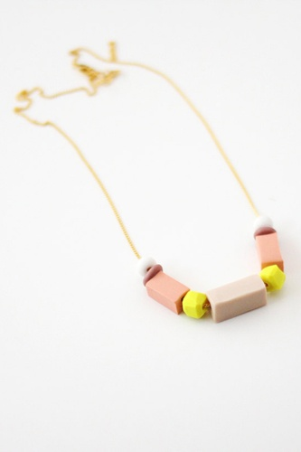 One of many gorgeous Etsy finds we're currently dying for!: Gorgeous Etsy, Currently Dying, Gift, Jewelry Bracelets, Etsy Finds, Accessories, Ceramic Necklace, Bead Necklaces