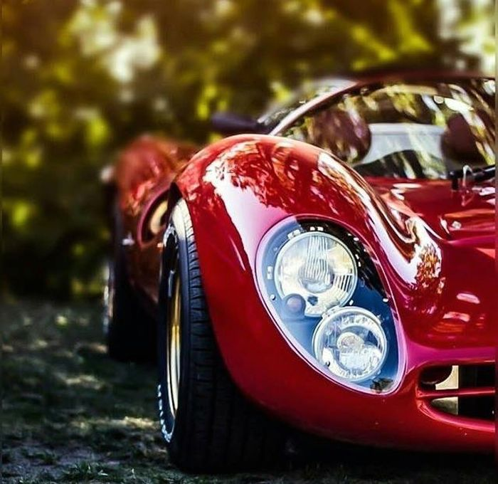 Alfa Romeo Tipo 33 Stradale, 1967 ════════════════════════════ http://www.alittlemarket.com/boutique/gaby_feerie-132444.html ☞ Gαвy-Féerιe ѕυr ALιттleMαrĸeт   https://www.etsy.com/shop/frenchjewelryvintage?ref=l2-shopheader-name ☞ FrenchJewelryVintage on Etsy http://gabyfeeriefr.tumblr.com/archive ☞ Bijoux / Jewelry sur Tumblr