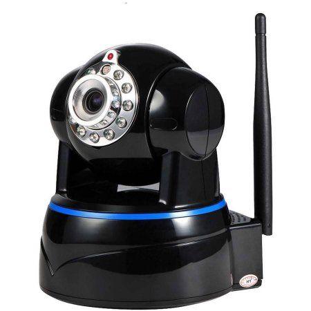 Ceomate CME-YK300 Full HD 1080p P2P Wireless IP Camera, Black