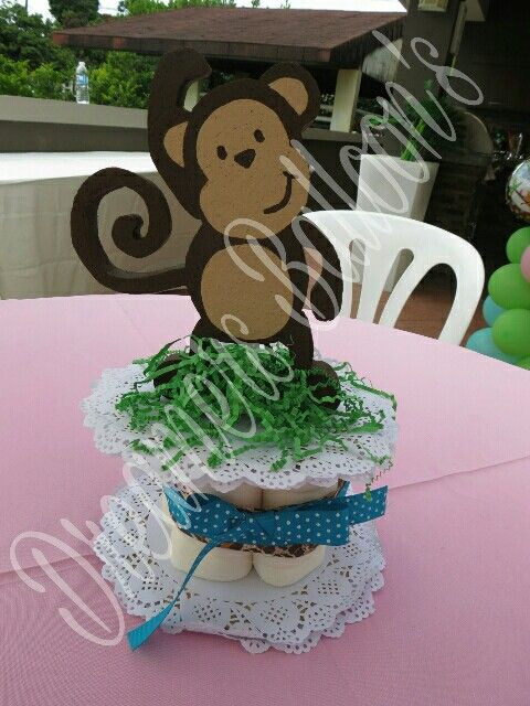 Centerpieces Fisher Price Baby Shower