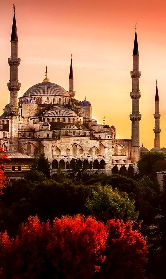 Moschee Turcia !