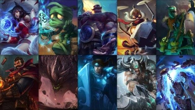 Have you checked this week's League of Legends free champion rotation? If not, check this page out #playfordays  #f2p #newchampions