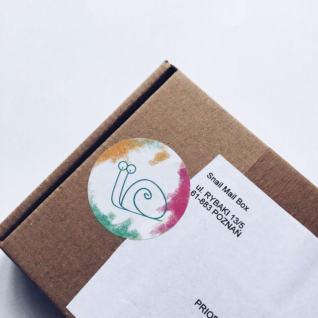 Pen Pals Community Poland : Unboxing: Snail Mail Box na luty