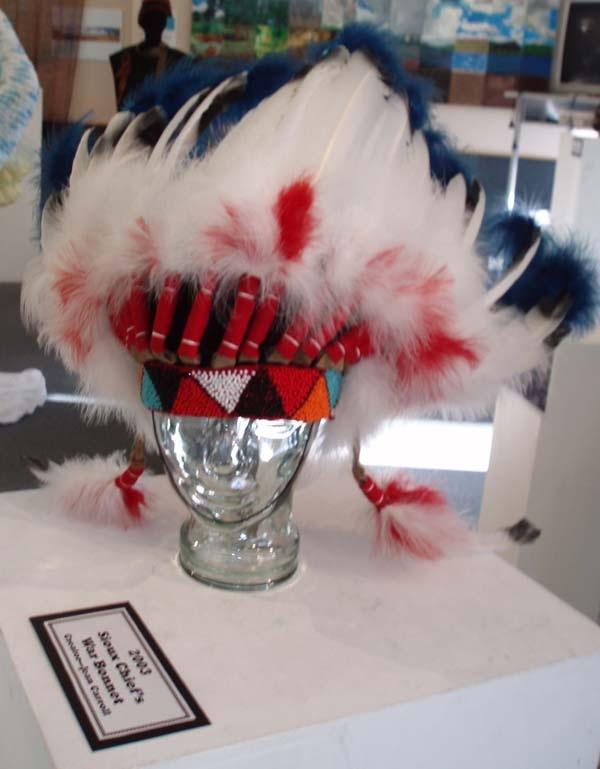 2003 – Sioux Chief's War Bonnet