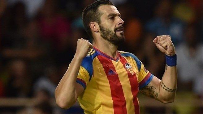 Valencia oust Monaco to complete Spanish quintet  Monaco 2-1 Valencia