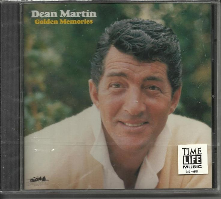DEAN MARTIN - GOLDEN MEMORIES - THAT'S AMORE/RETURN TO ME - 22 SONGS -BRAND NEW