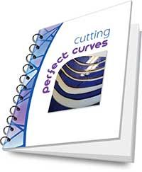 I'm very excited! Just got my 'Cutting Perfect Curves' ebook designed by a professional :-) It's yours - absolutely free - if you want one!