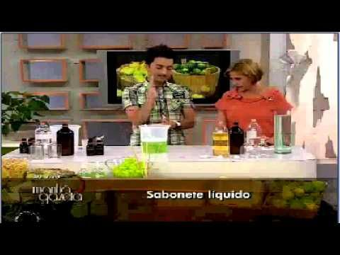 Manhã Gazeta - Sabonete Líquido - YouTube
