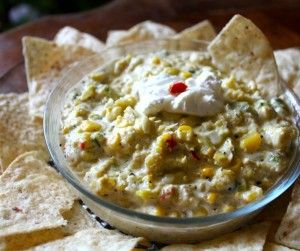 Creamy Southwestern Veggie Dip Recipe from Whisked Foodie | Whisk up something delicious.