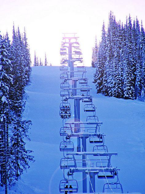 Sundance Ski Resort, UT.