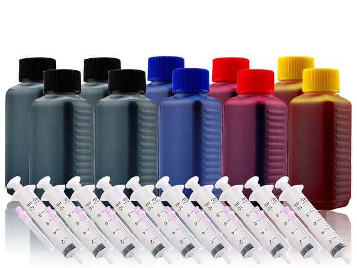 1000ml Nachfüll Tinte für HP 21 22 56 57 78 301 336 337 338 Drucker Patronen | Computer, Tablets & Netzwerk, Drucker, Scanner & Zubehör, Tinte, Toner & Papier | eBay!