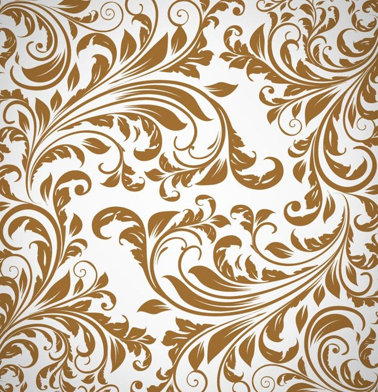 Floral Pattern Desktop Wallpaper