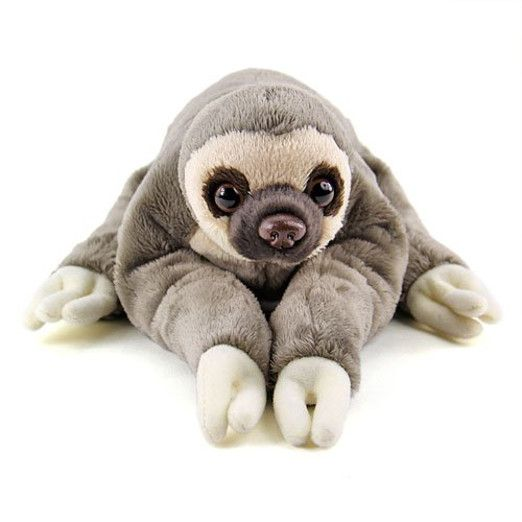 Adorable Stuffed Sloth Toy