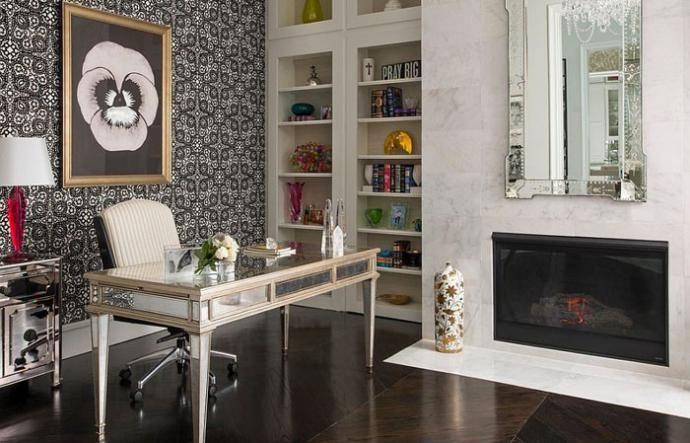 Домашние офисы, которые будут вдохновлять: 16 прекрасных примеров