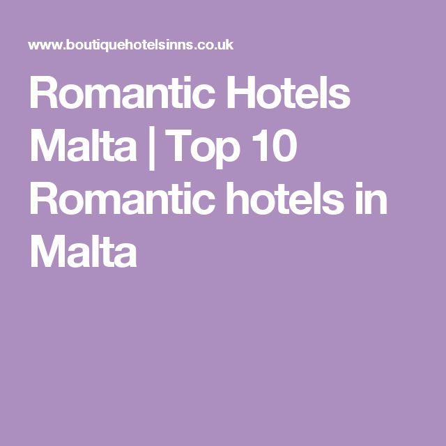 Romantic Hotels Malta | Top 10 Romantic hotels in Malta
