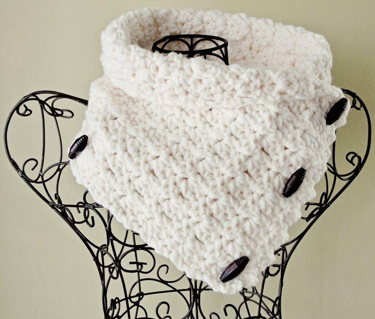 Mejores 58 imágenes de Cowl,cuellito,scarf en Pinterest | Bufanda ...