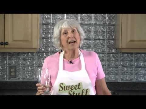 Grandma Fancy makes beer BBQ sauce for a beer-garlic marinated steak.
