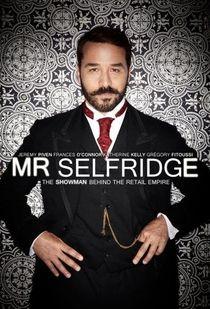 Mr. Selfridge (1ª Temporada) - Poster / Capa / Cartaz - Oficial 1