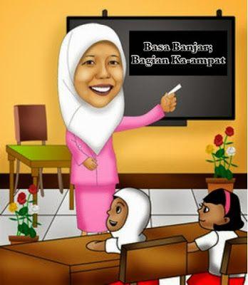 Bahasa Banjar: Ungkapan, Peribahasa dan Idiom (Bag 4)   Ими Cypяпyтpa