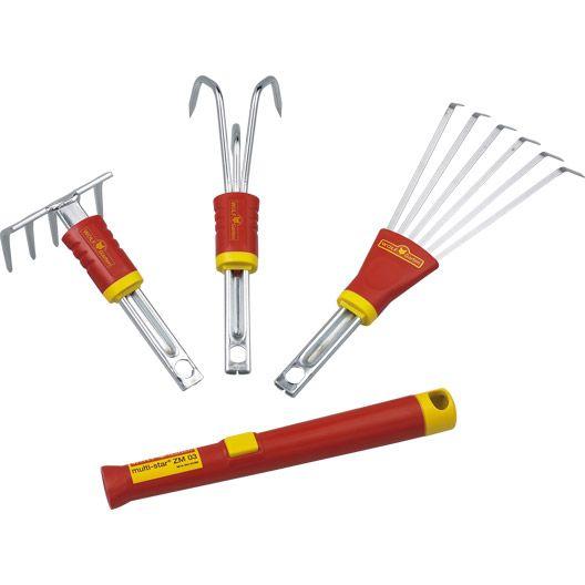 Lot de 3 petits outils OUTILS WOLF BT41#outils #jardinage #griffe #rateau #magasin #leroymerlinguérande #guerande #loireatlantique #bricolage #catalogue #terrasse #jardin #france