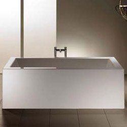 Americh Clearwater Ice Freestanding Bathtub   White