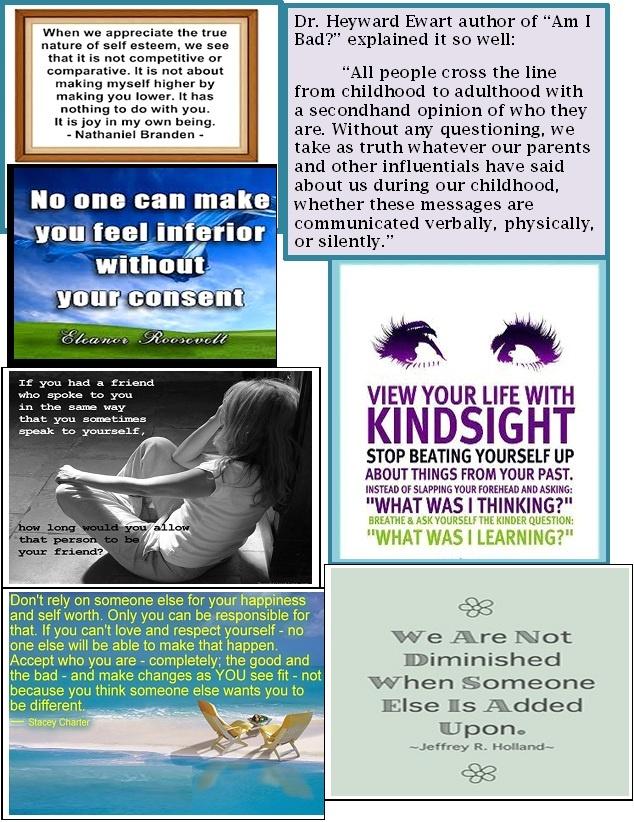 self esteem in group counseling essay Adlerian adventure-based counseling to enhance adlerian adventure-based counseling to enhance self-esteem in a group focused on self-esteem.