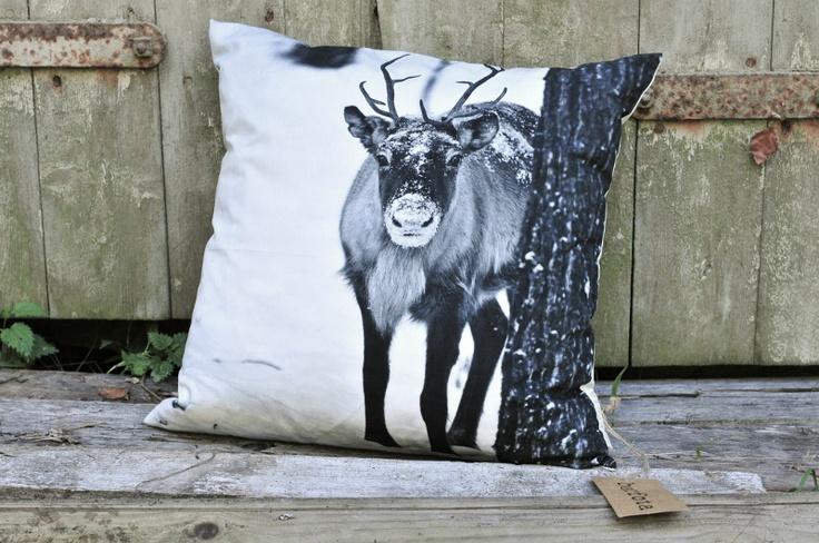 Downpillow Reindeer  BF2-715-Reindeer  NOK 449  SEK 519