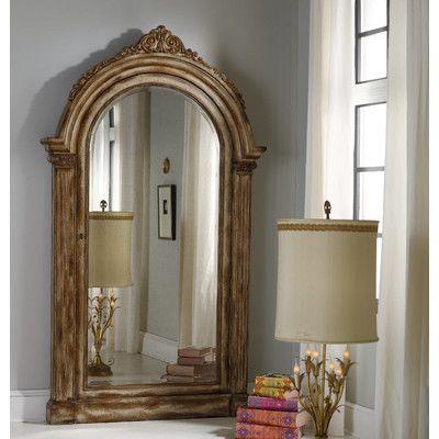 Hooker Furniture Mélange Vera Floor Mirror U0026 Reviews | Wayfair