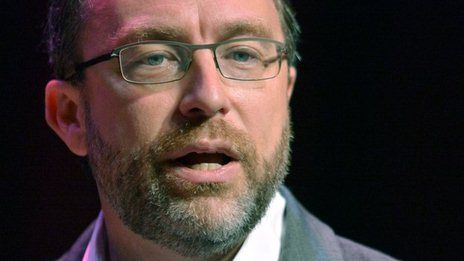 Jimmy Wales: Boring university lectures 'are doomed' / Sean Coughlan + BBC News | #highereducation #readytoteach #digitalearning