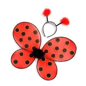 Creative Education's Ladybug Wings With Headband $10.99