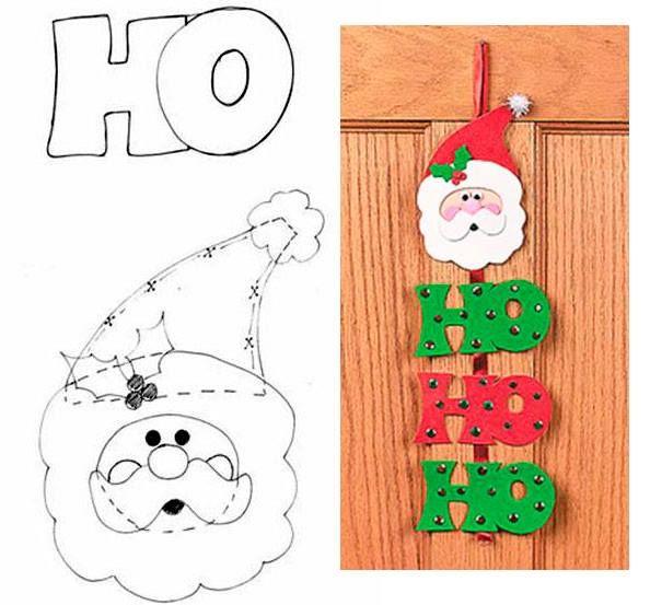 Kerstman van vilt  Zelf maken van vilt? Kijk voor vilt eens op http://www.bijviltenzo.nl