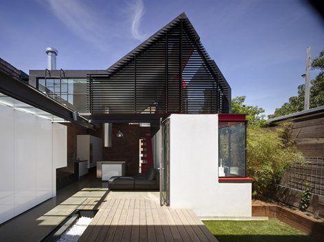 Vader House, Fitzroy, 2009 - Andrew Maynard Architects