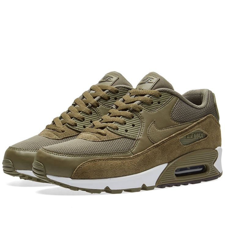 air max 95 sneakerboot olive quilt