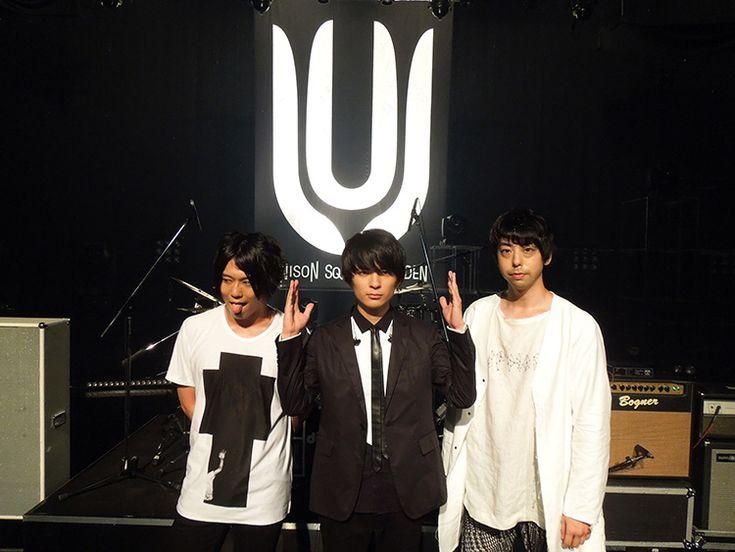 日本テレビ「バズリズム」公式サイト 空いた時間に自撮リズム UNISON SQUARE GARDEN