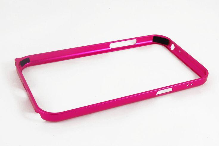 Чехол бампер Cross-Line железный Samsung N7100 Galaxy Note 2 (розовый)  Чехол бампер Cross-Line железный Samsung N7100 Galaxy Note 2 (розовый)