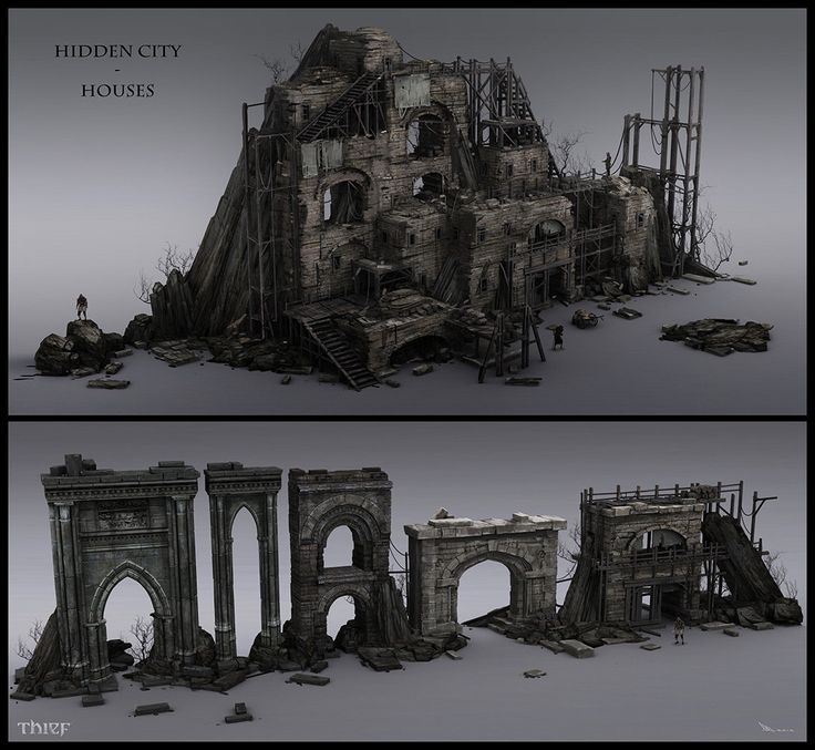 Thief - Arch  Hidden city , Mathieu Latour-Duhaime on ArtStation at http://www.artstation.com/artwork/thief-arch-hidden-city
