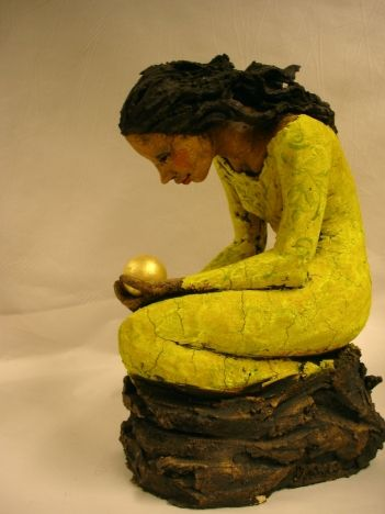 Ingun Dahlin Keramikk-skulptur 14557