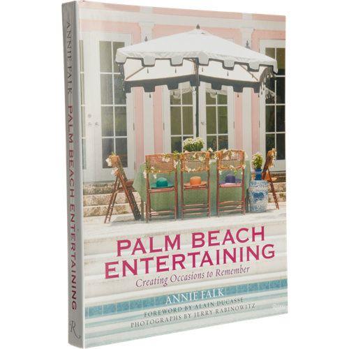Palm Beach Entertaining   Coffee Table Book