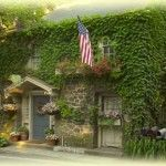 Inn At Phillips Mill New Hope, Pennsylvania  47.8 miles from East Orange, NJ Built in the 1750s, this inn is said to be haunted by a lovely female who appears in great detail, sitting in a rocking chair in refined clothing. She also brushes past people on the stairs.