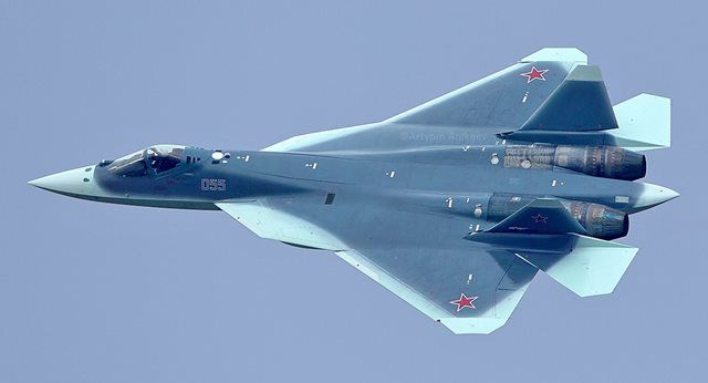 stealth T-50