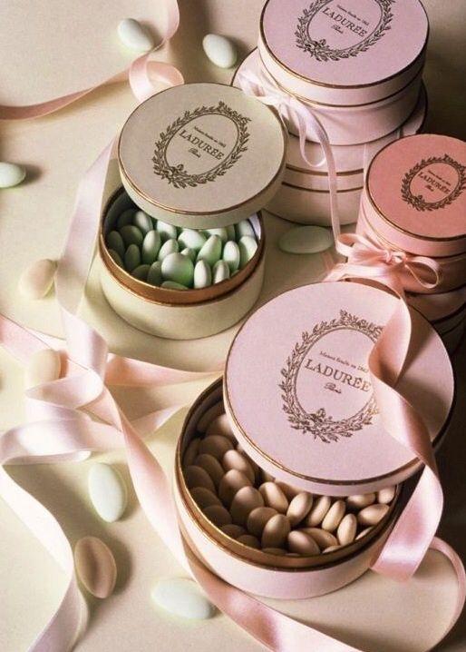 Laduree almonds