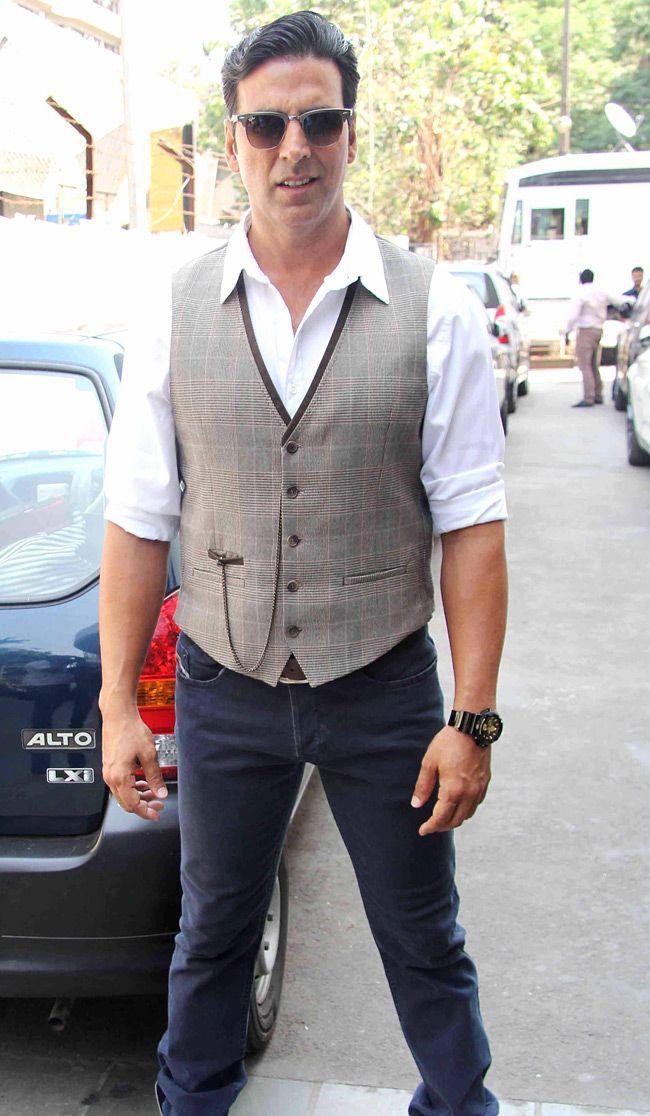 Akshay Kumar Promotes Holiday